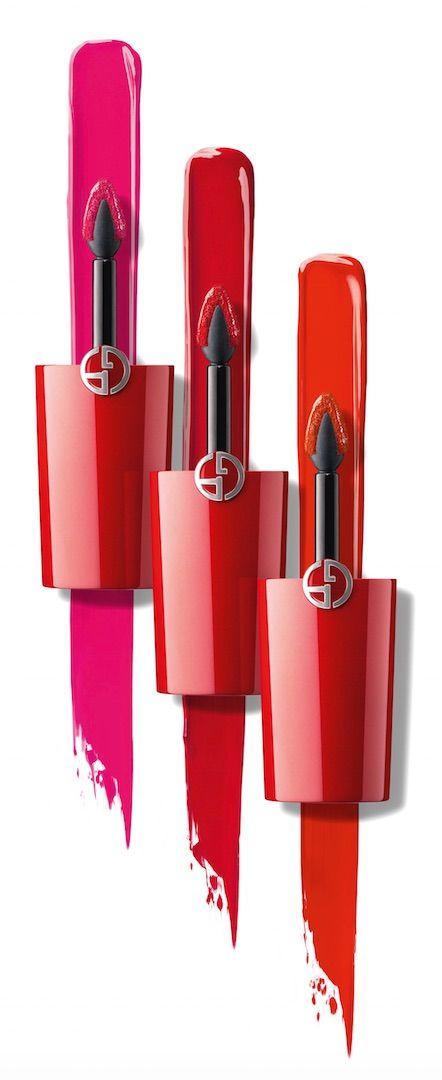Giorgio Armani Lip Magnet | Sandra's Closet http://www.sandrascloset.com/giorgio-armani-lip-magnet/