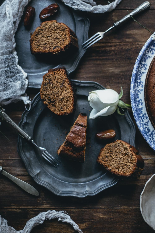Finnish Date Coffee Bundt Cake Bundt Cake Food Scandinavian Food