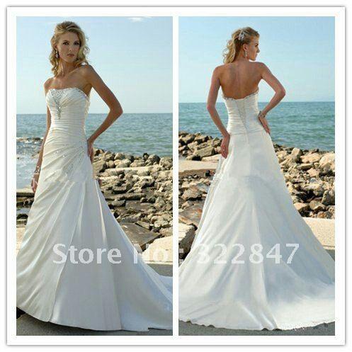 Pretty wedding dress | Wedding Fun | Pinterest | Pretty wedding ...