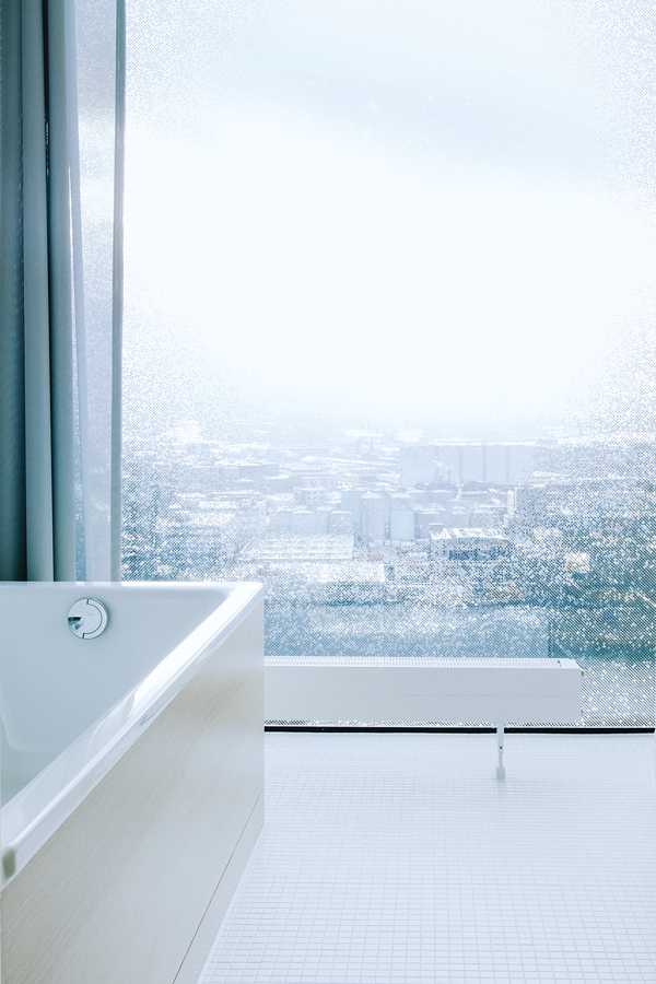 Westin Hotel Hamburg Elbphilharmonie Taking A Bath In The Kaldewei Puro Tub While Enjoying The Panorama An Unf Hotels Design Bathroom Solutions Hotel Place