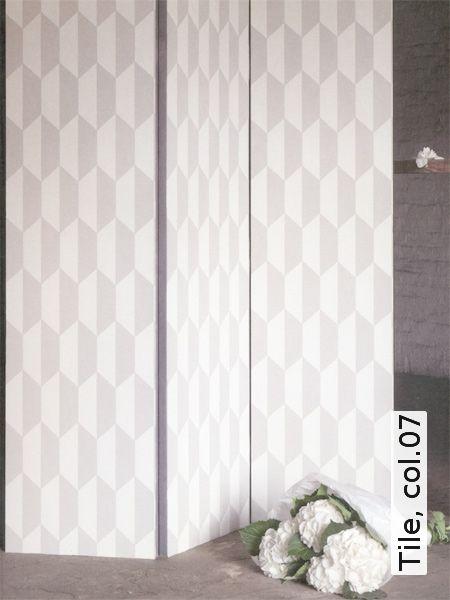 tapete tile by cole son tapetenagentur wallpaper tapeten pinterest tapeten. Black Bedroom Furniture Sets. Home Design Ideas