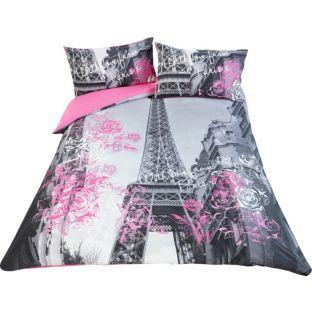 Photographic Paris Bedding Set Double At Argos Co Uk Your Online