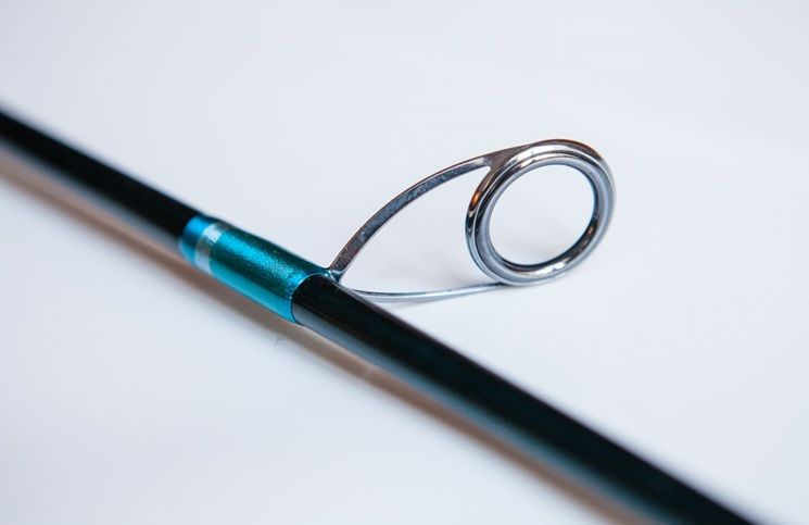 Trim wraps are a decorative thread pattern typically used for Fishing rod wraps