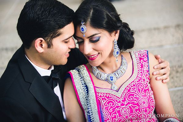 Vicky and Manuj's Andrew Mellon Sikh Wedding!