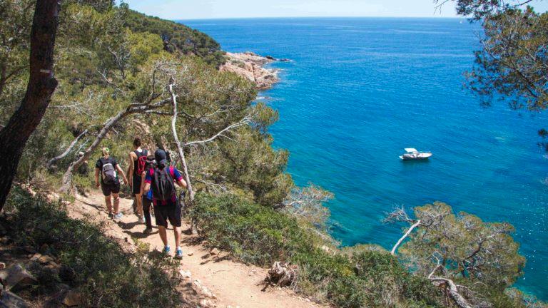 Calella De Palafrugell Pueblo Viajar Con Niños Tossa De Mar
