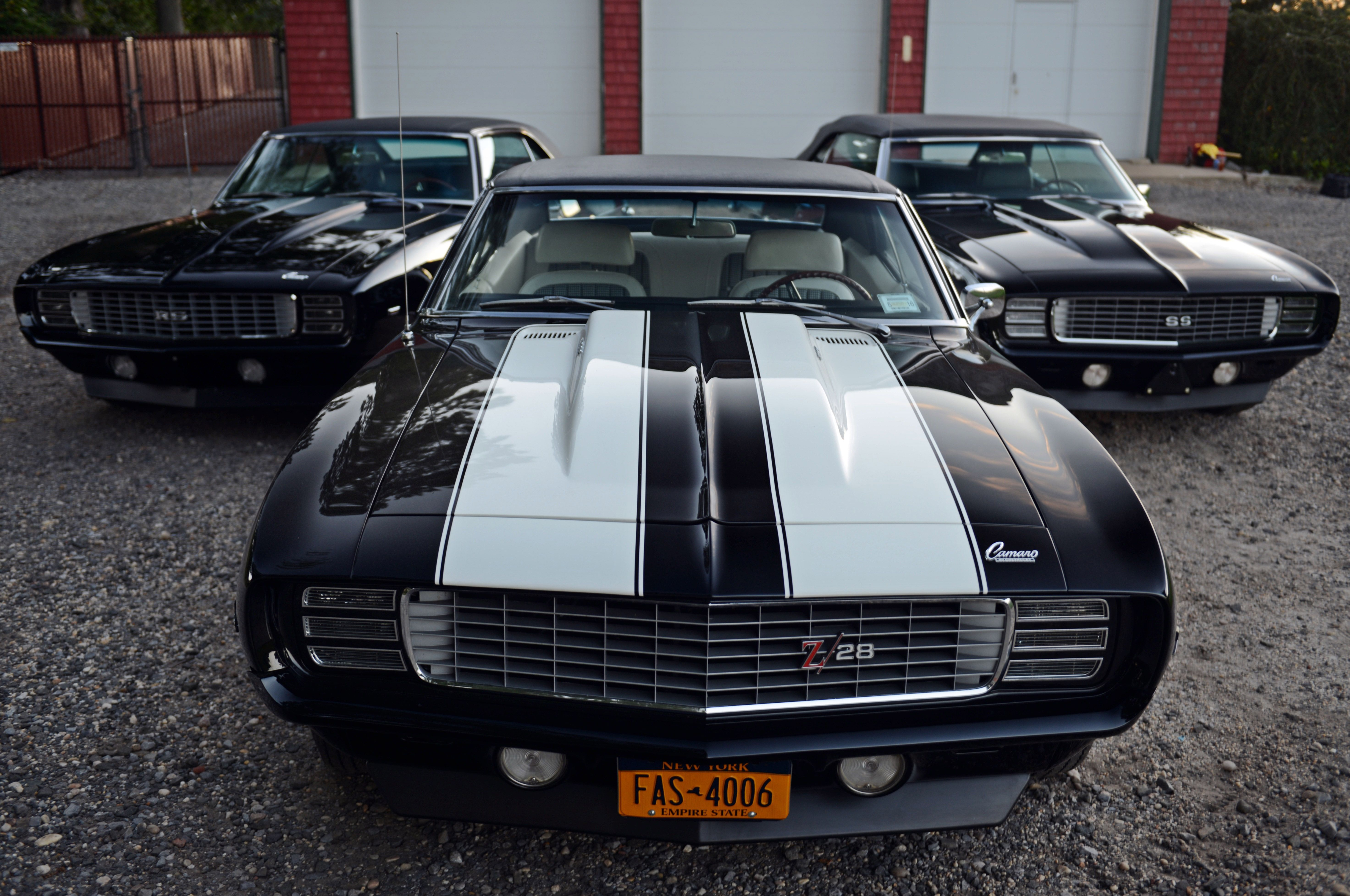 The 3 Most Collectible 1969 Camaros on the planet: COPO, Z/28 & L78 ...