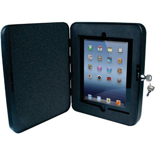 Cta Digital Wall Mount Lock Box For Ipad 2 4g And Ipad Air Tablets Pad Lbox Cta Digital Http Www Amazon Com Dp B00h34fh0y Ref Cm S Lockbox Digital Pad Ipad