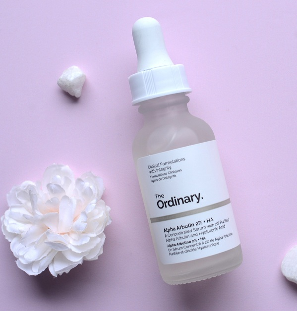 The Ordinary Alpha Arbutin 2 + HA The ordinary