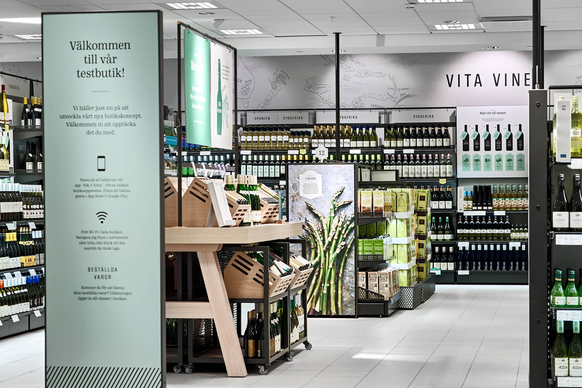 Design Interieur Granby Systembolaget Caseimage Entre Granby Vm And Display