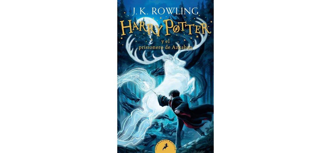 Harry Potter Y El Prisionero De Azkaban Harry Potter And The Prisoner Of Azkaban By J K Rowling Paperback The Prisoner Of Azkaban Prisoner Of Azkaban Book Prisoner Of Azkaban