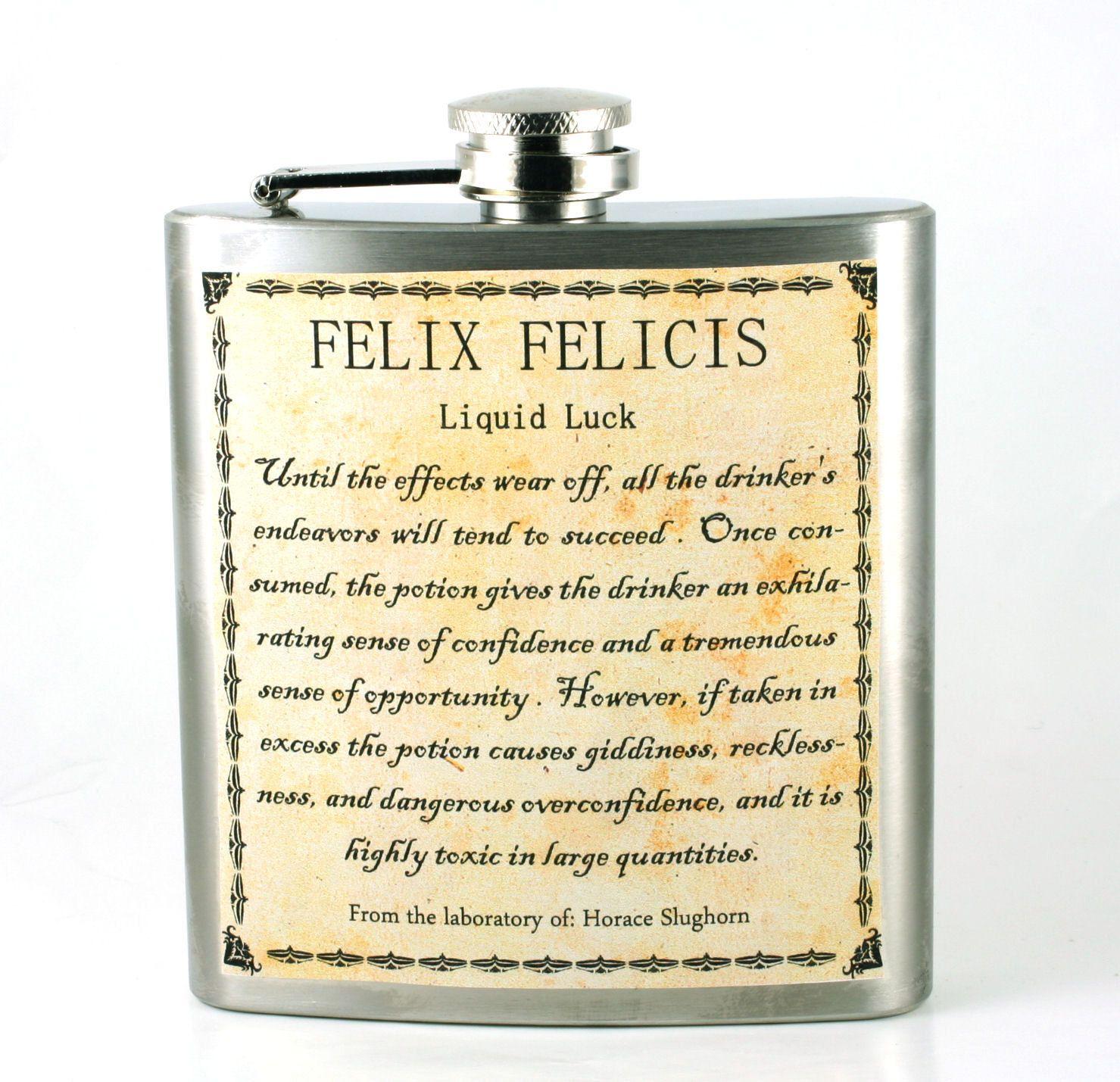 Felix Felicis - luck potion 89
