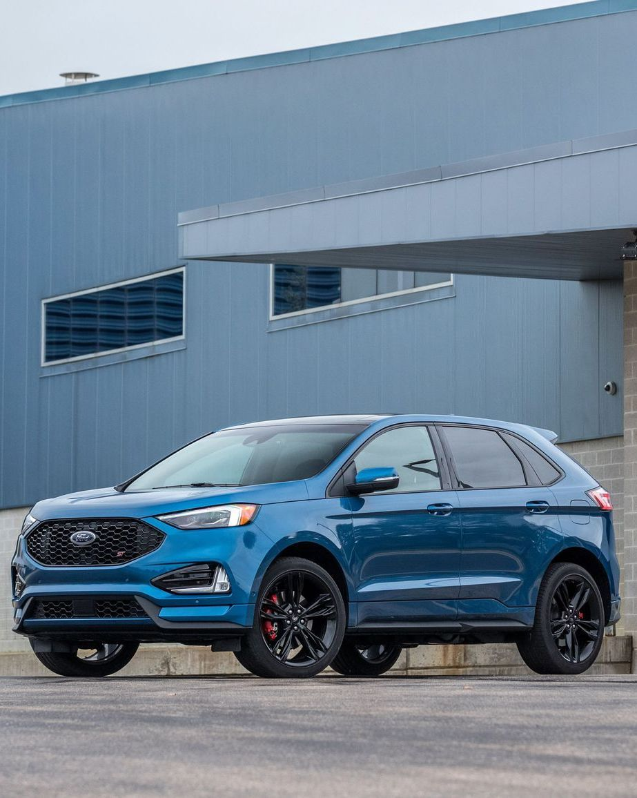 2020 Ford Edge Review, Pricing, and Specs Ford edge