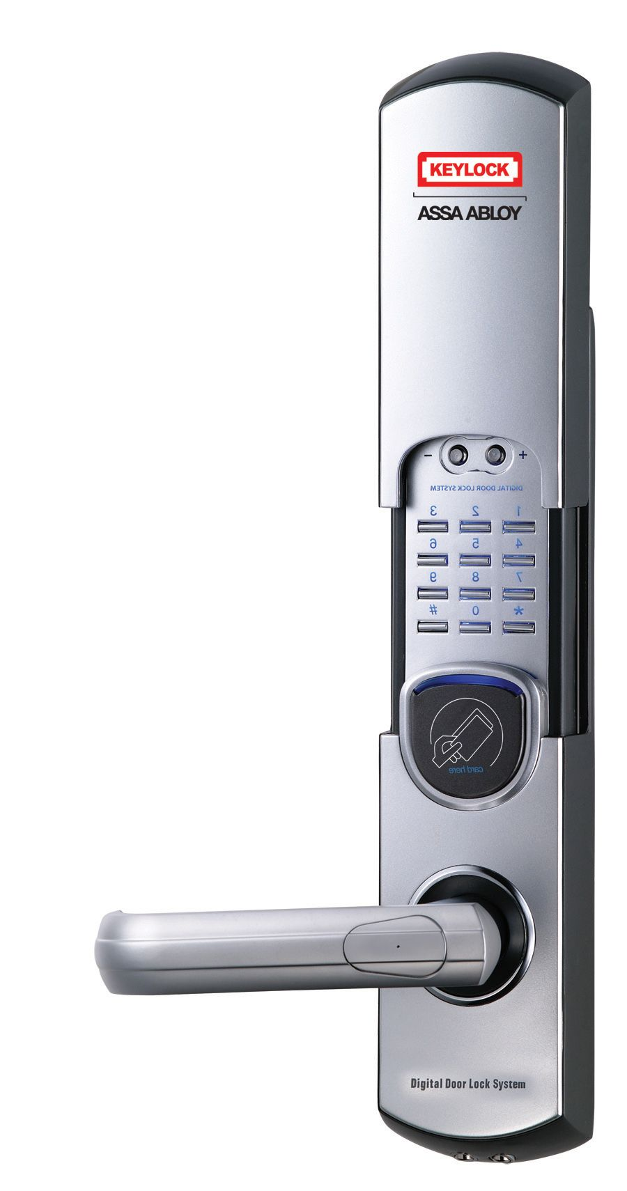 Electronic Security Door Lock With Smart Touch Screen And Digital Code Keypad For Homes Hotels Etc Door Lock Security Security Door Keypad Deadbolt