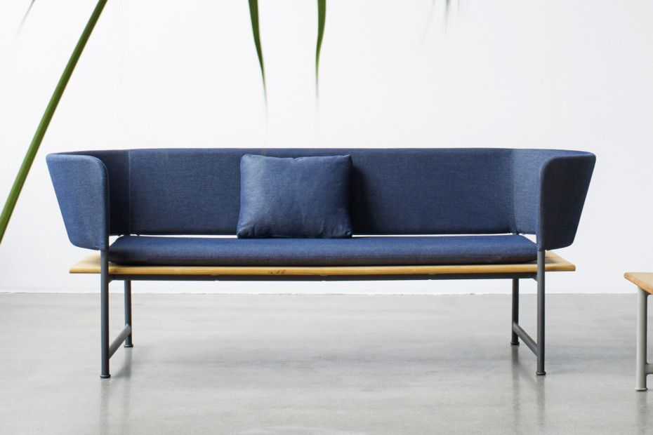 Bouroullec brothers design flat-pack Can sofa for Hay\'s 2016 ...