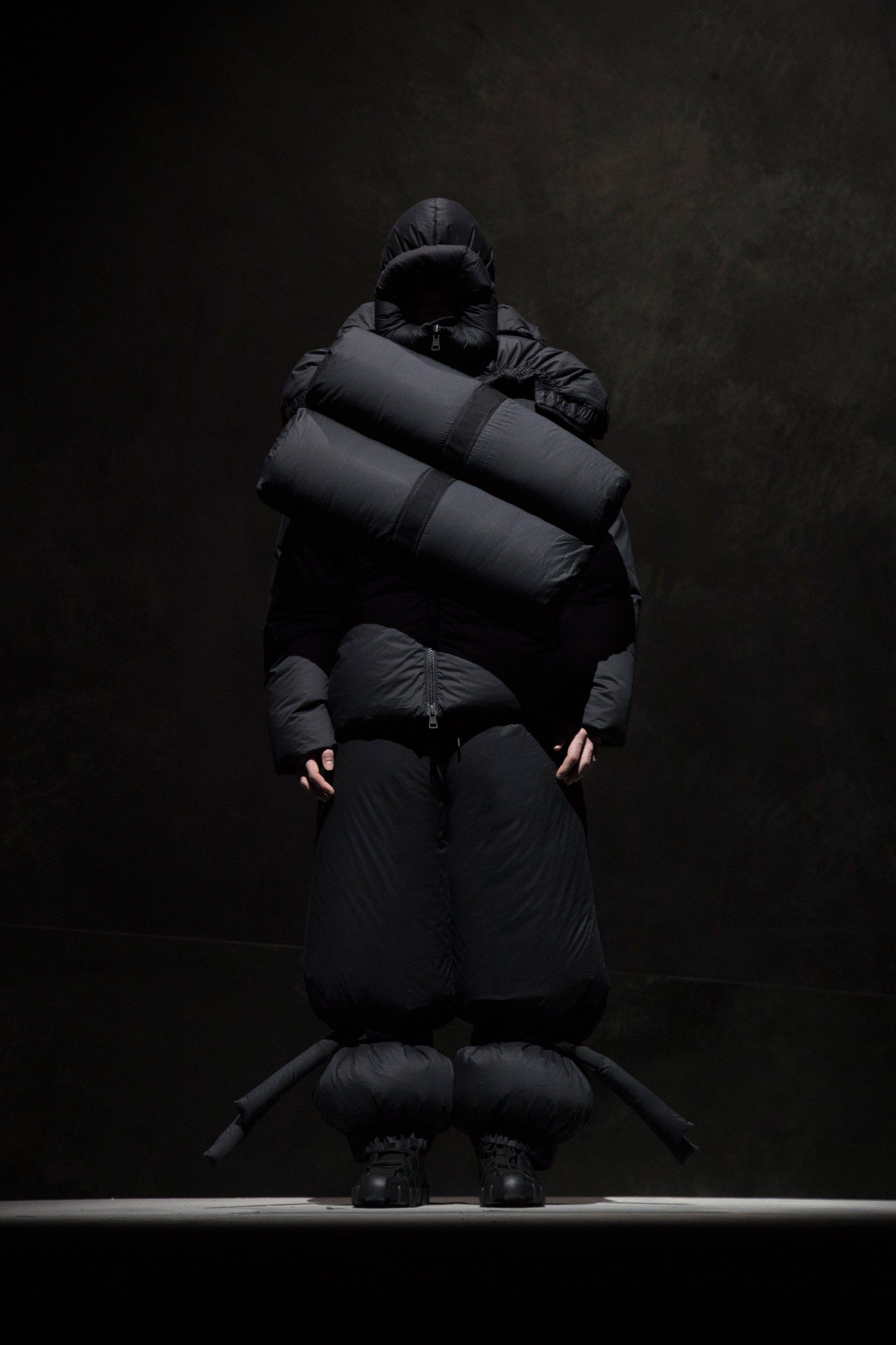 Moncler 5 Craig Green Fall 2018 Ready-to-Wear Collection - Vogue