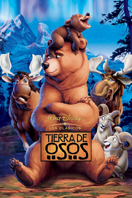 Tierra De Osos 1 Brother Bear Kid Movies Kids Movies