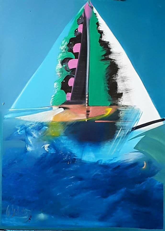 Ada Balcacer Paintings