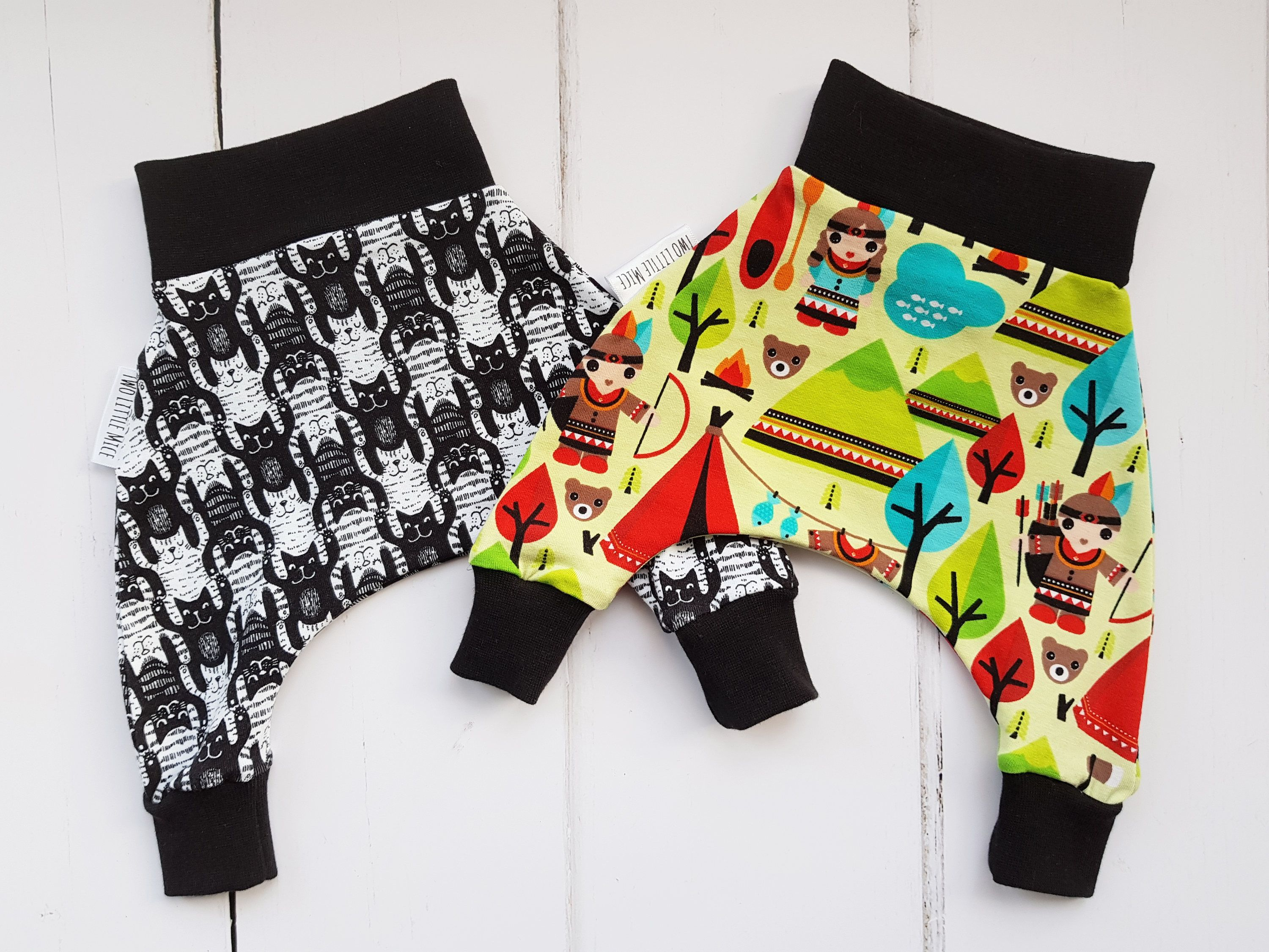 New baby clothes newborn baby clothes baby harem pants organic