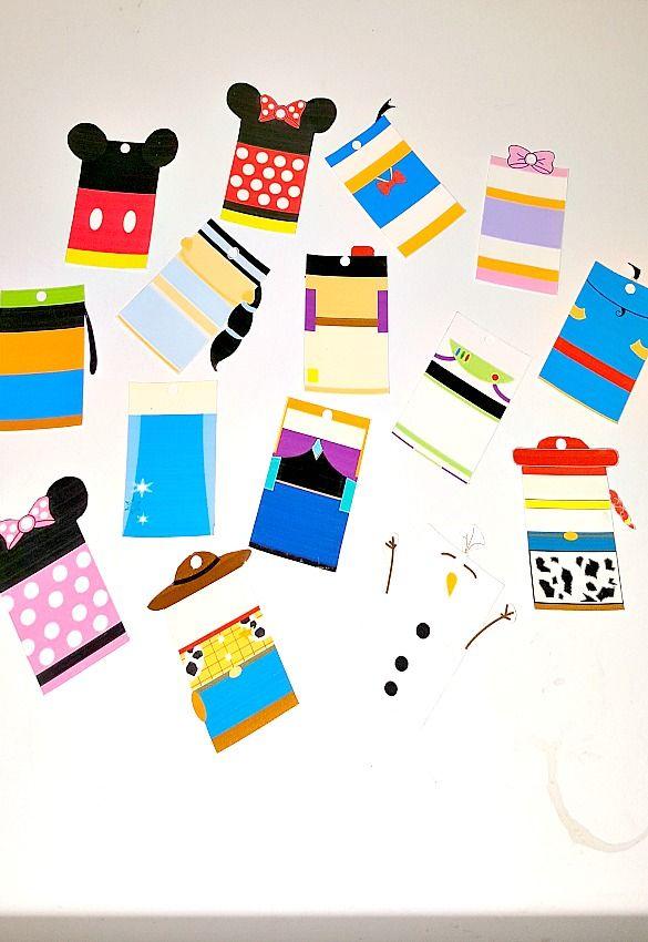photo regarding Disney Luggage Tags Printable known as Disney Baggage Tags - Disney Creations Disney bags