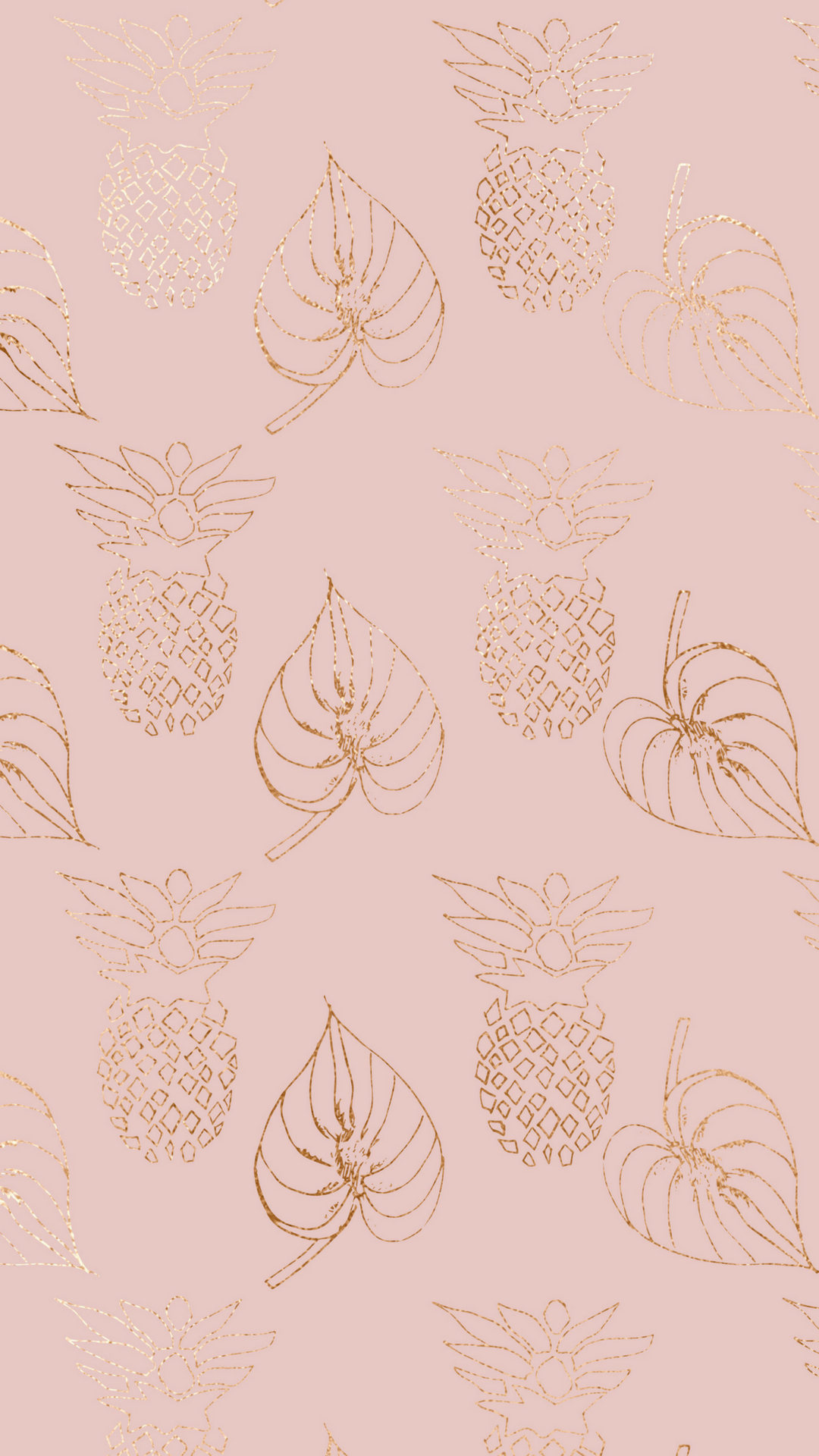 Pineapple Glam Smart Phone Wallpaper Png 1 080 1 920 Piks Gold Wallpaper Iphone Rose Gold Wallpaper Iphone Pink And Gold Wallpaper