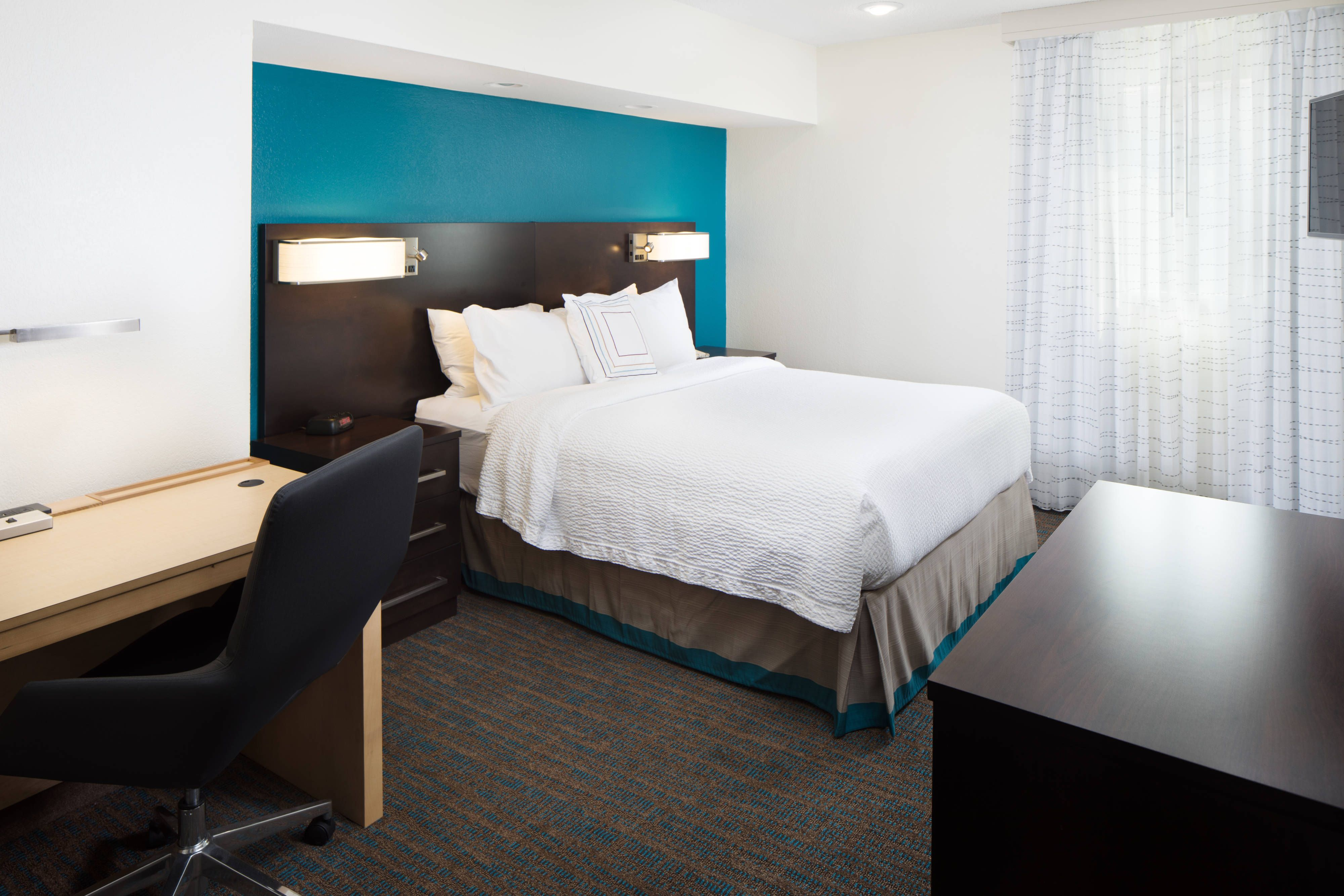 Residence Inn Denver Downtown OneBedroom Suite Enjoy,