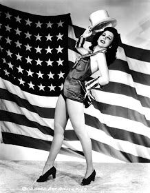 a very vintage 4th of July #hollywoodlegends