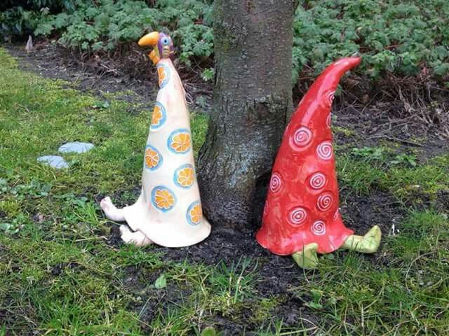 Love these! Oversized gnome hats