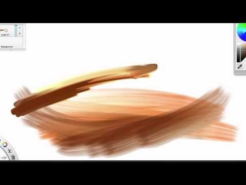 deviantART: More Like Sketchbook Pro Brush Setting by TomeMac