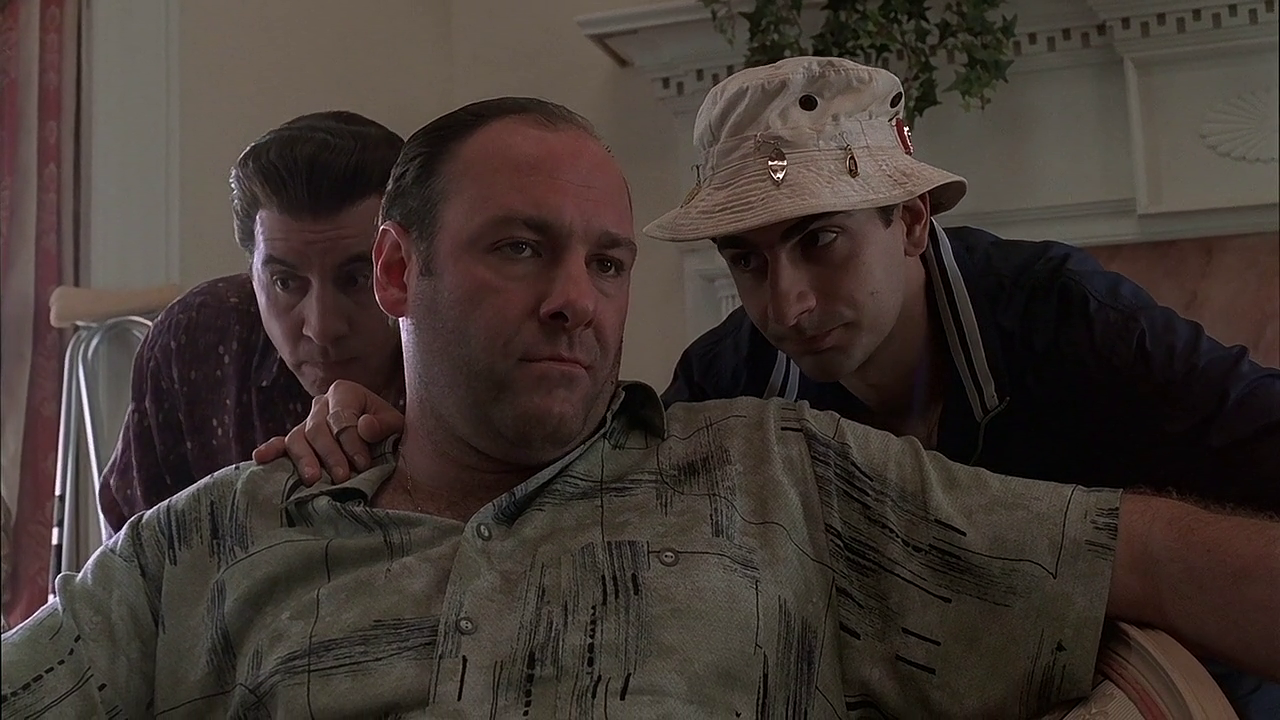 The Sopranos: Season 1, Episode 12 Isabella (28 Mar  1999