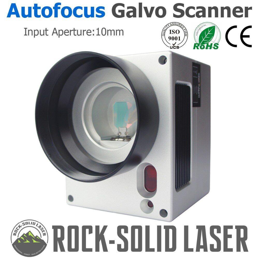 Autofocus Galvo Scanner Head with Auto Focusing Controller