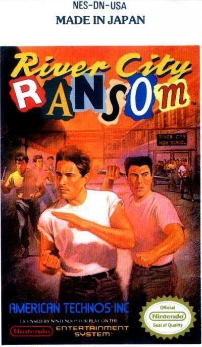 River City Ransom Nes Games Classic Video Games Nintendo Nes Games