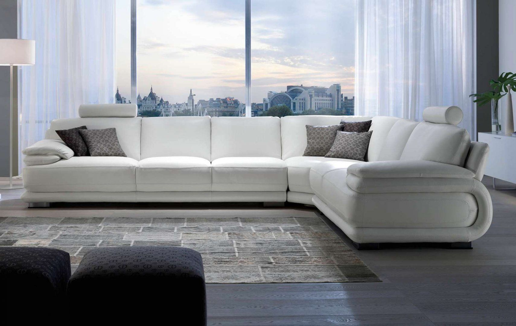 Atlantic Sectional Chateau d\'ax | Modern furniture store in boston ...