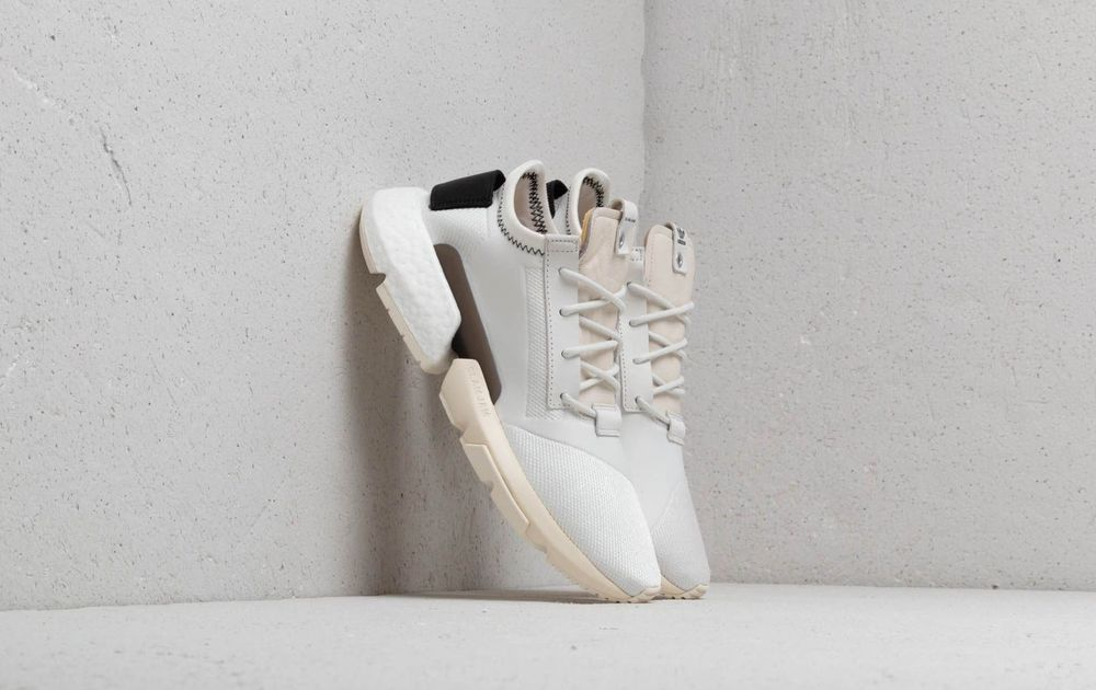 adidas POD-S3.1 x Slam Jam   Future White Cream   Mens Trainers  BB9484    adidas  RunningShoes 1983169e2986