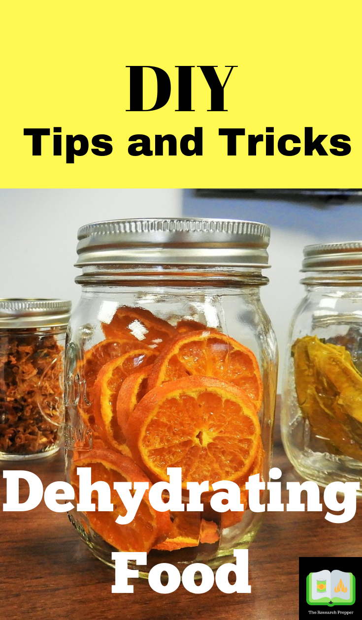 DIY Tips and Tricks for Dehydrating Food