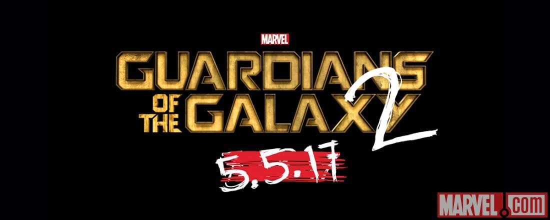Marvel S Guardians Of The Galaxy Sequel Logo Filmes Online
