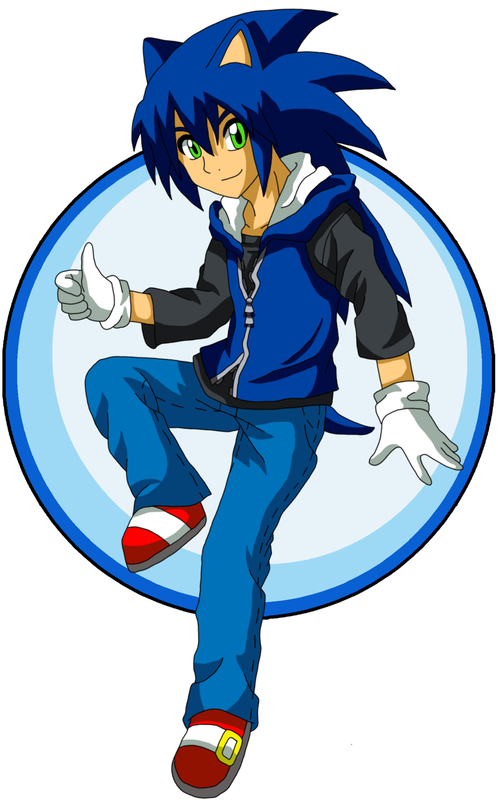 Sonic The Hedgehog Human Pokemon Personajes Personajes De Videojuegos Sonic Dibujos