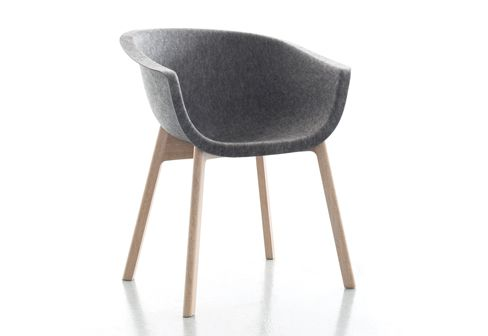 The Chairman Armchair Wood Is A Superb Creation From The German Designer  Werner Aisslinger That Was Produced For The Conmoto Furniture Label.