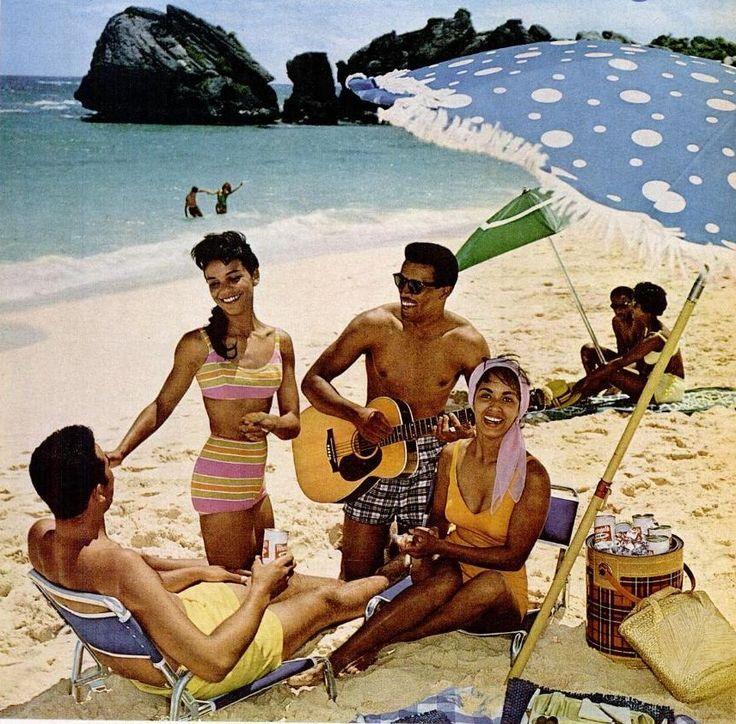 Think, that Vintage 60s beach girls
