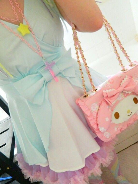 Dress kawaii