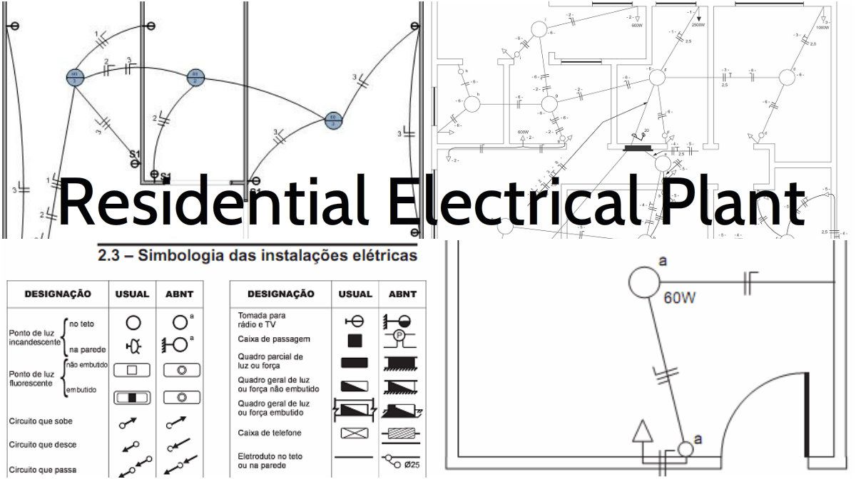 Residential Electrical Plan and Some Tips about