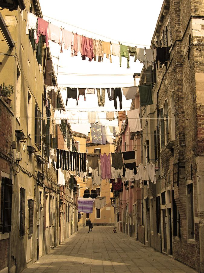 Venice Laundry By Greg Poulos Via 500px Venedig