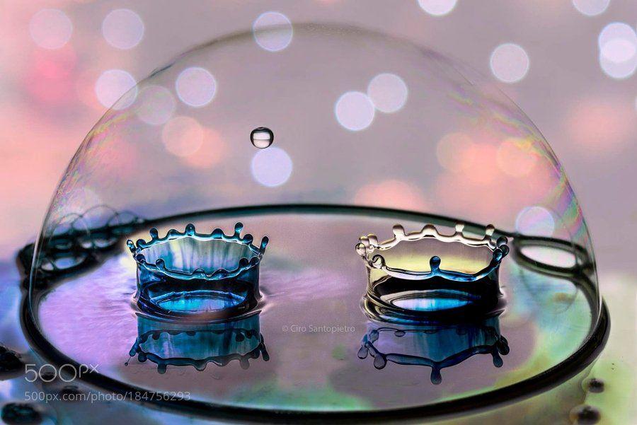 #photography A double splash in the soap bubble by cirosantopietro2012 https://t.co/FVVmsNp0W9 #followme #photography