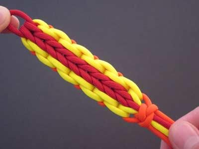Bricked Endless Falls Paracord Diy Paracord Projects 550