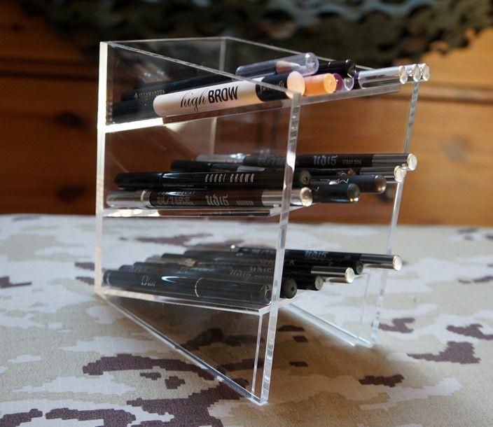 organizador lápices ojo y labios