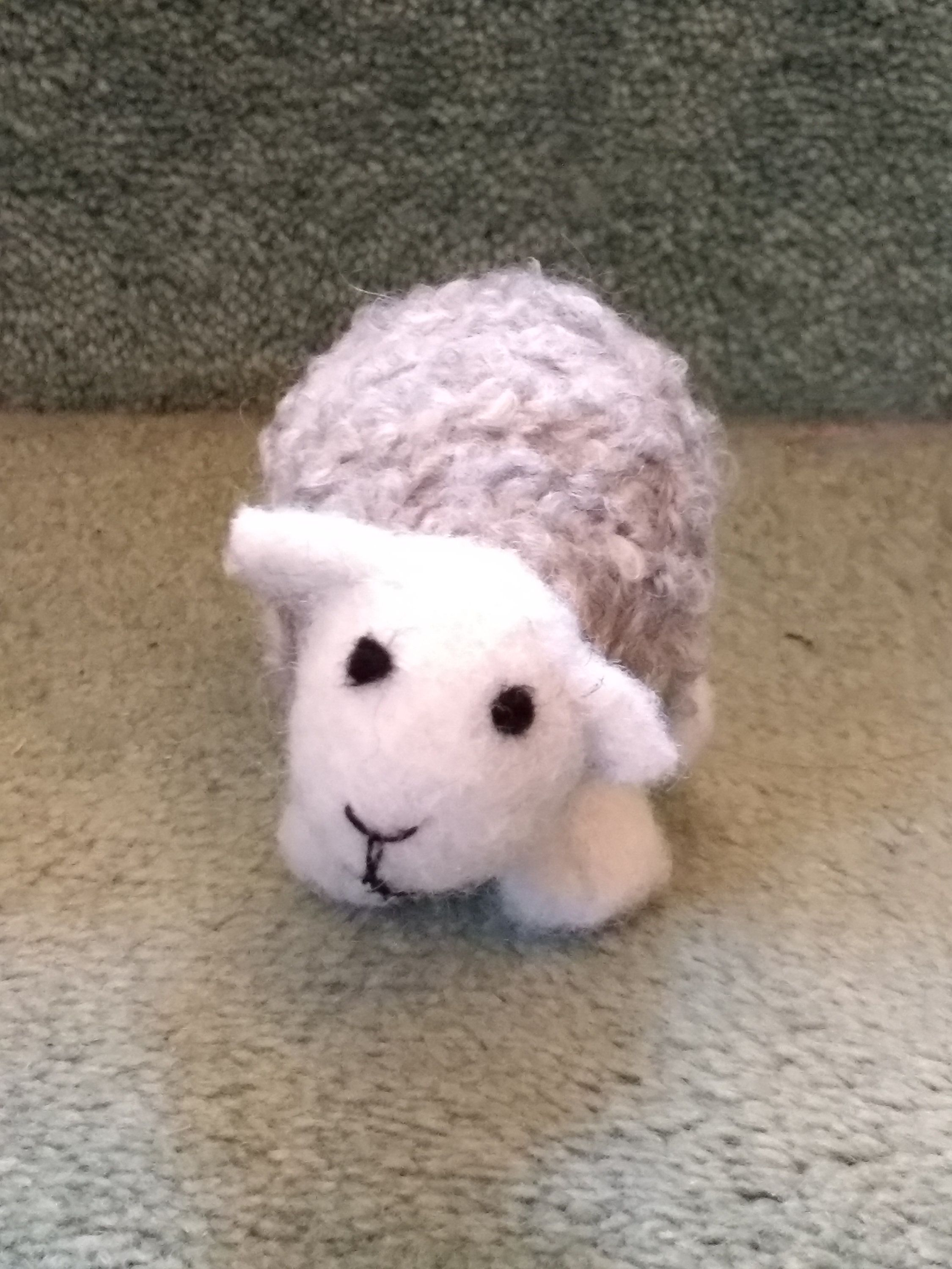 Needle Felted Sheep Home Decor House Warming Gifts