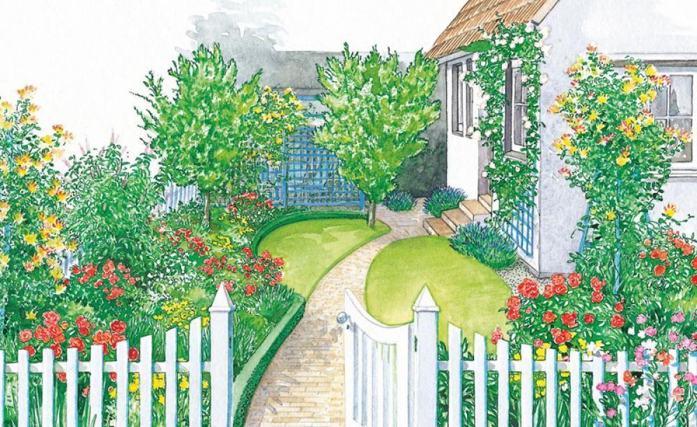 Vorgartengestaltung 40 Ideen zum Nachmachen