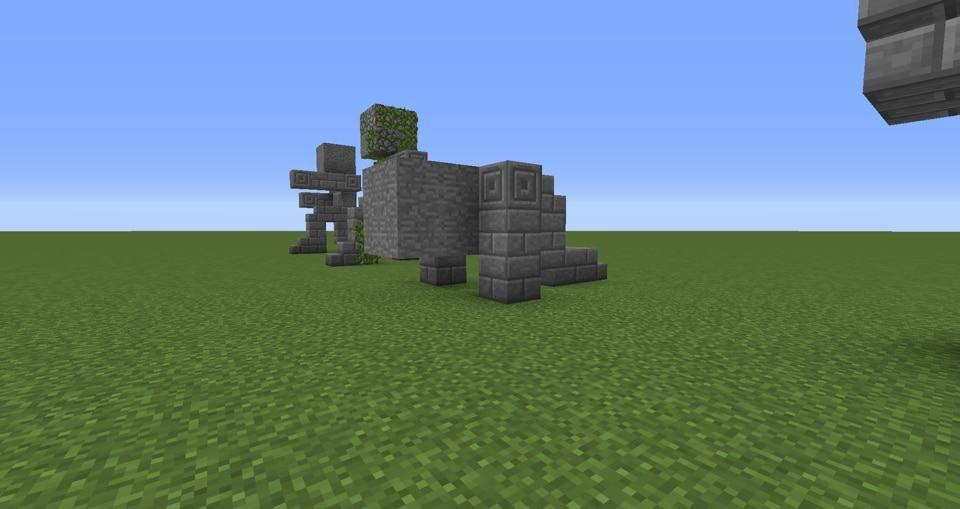 Pin By Michael Hau On Minecraft Minecraft Statues Minecraft