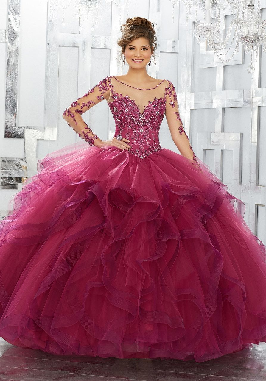 Mori Lee Vizcaya Quinceanera Dress Style 89142 15 Años
