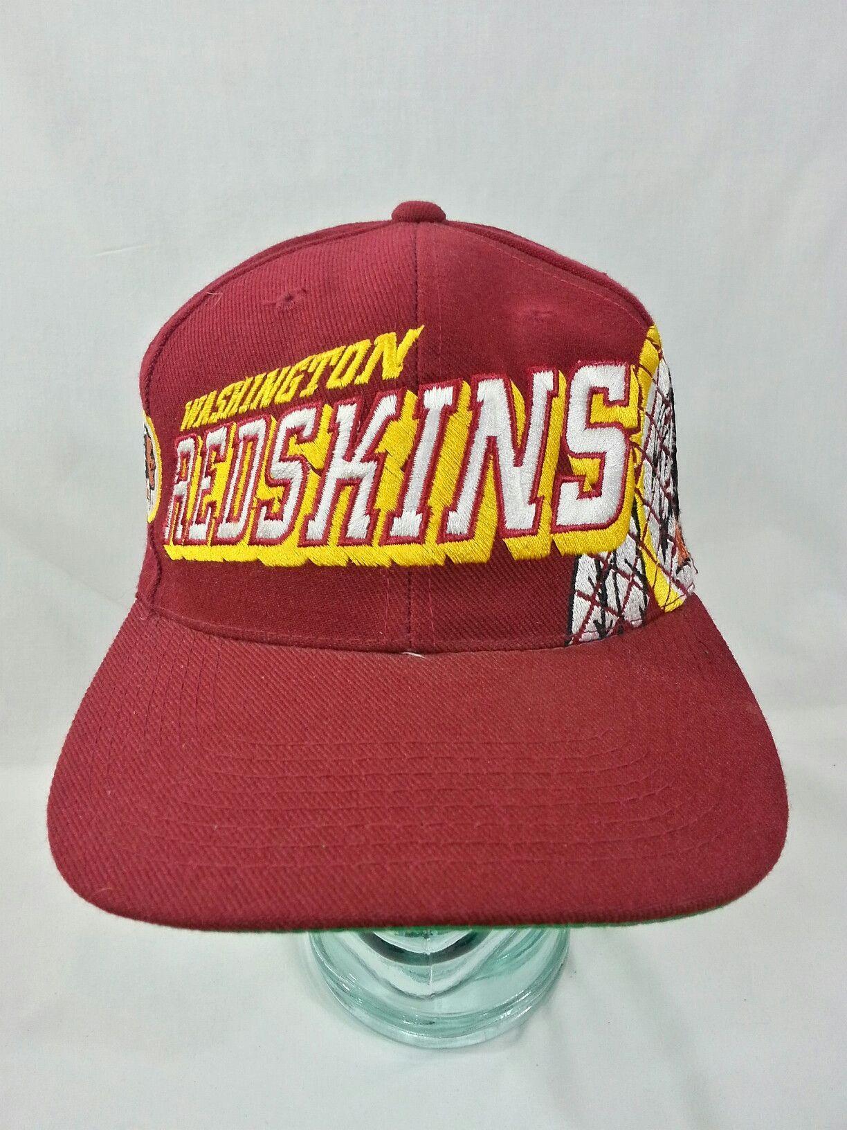 Washington Redskins Vintage 90s Snapback  5cd07d795bd