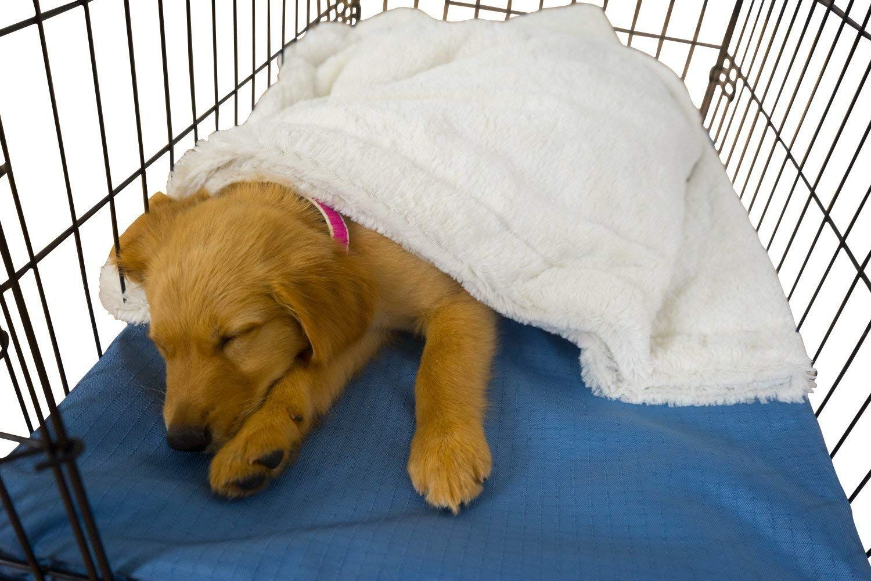 K9 Ballistics Luxury Plush Double Sided Faux Fur Dog Bed